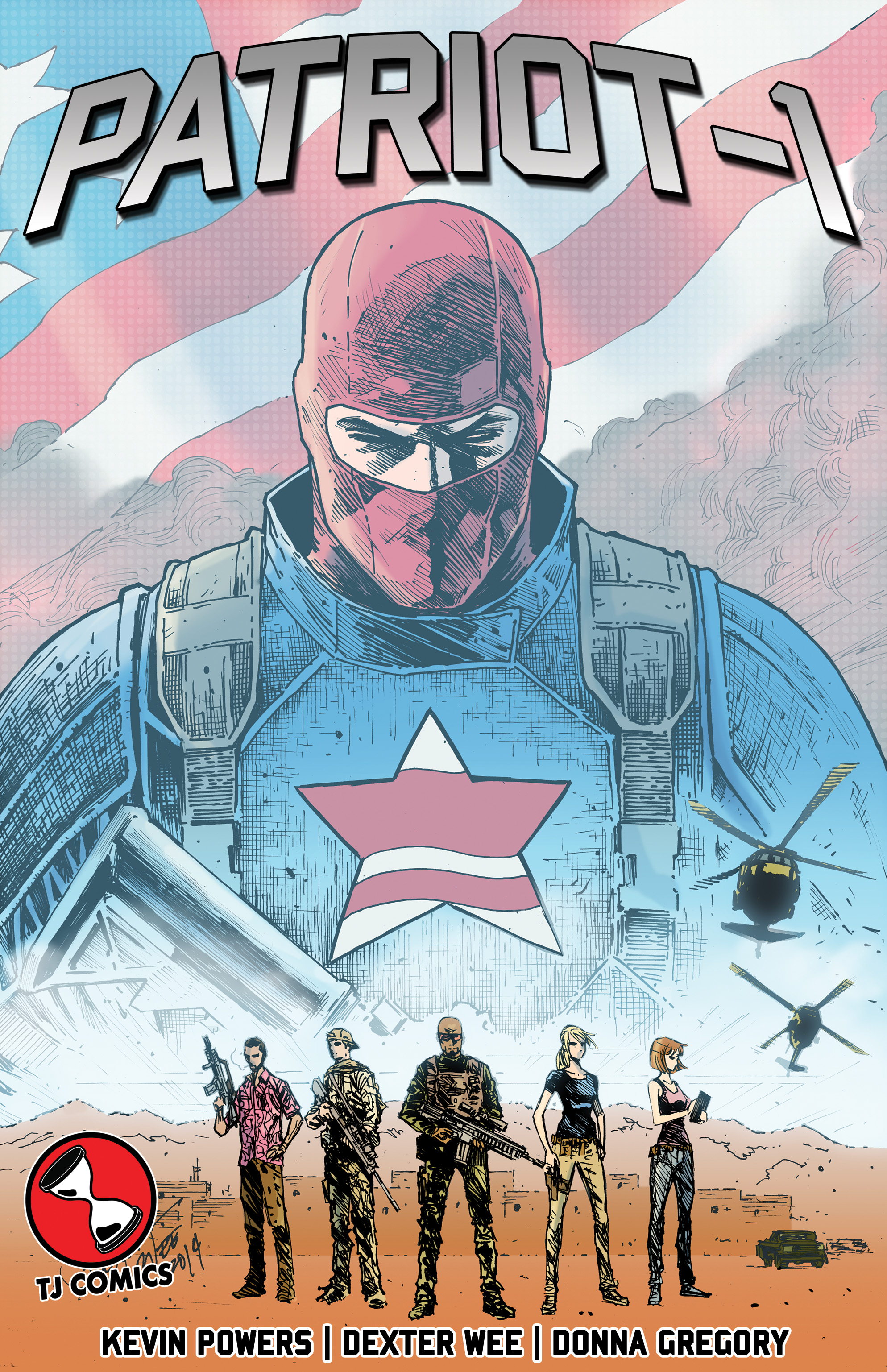 Patriot-1 Cover
